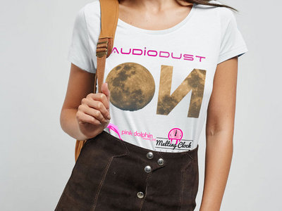Audio Dust 'On' Ladies T-shirt main photo