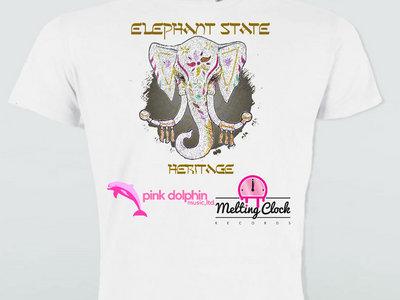 Elephant State 'Heritage' Men's T-shirt main photo