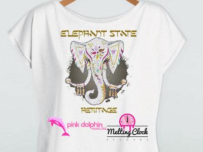 Elephant State 'Heritage' Ladies T-shirt main photo