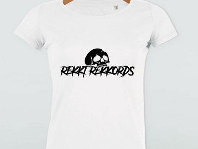 REKKT REKKORDS logo Ladies T-shirt main photo