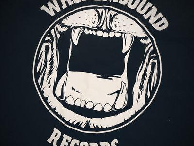 WhoDemSound 45 Edition Lion Tee White Logo main photo