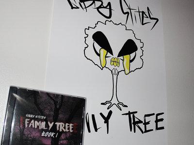 Family Tree CD x Poster Bundle main photo