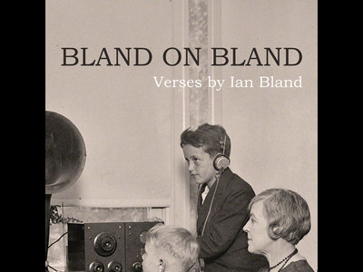 Bland On Bland - a book of poems and verse main photo