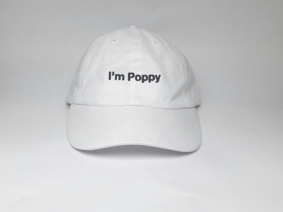 I'm Poppy - Dad Hat main photo