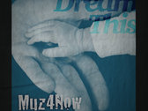#DreamThis T-shirt (black) photo