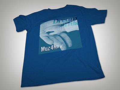 #DreamThis T-shirt (blue) main photo