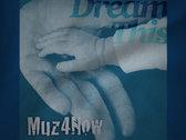 #DreamThis T-shirt (blue) photo