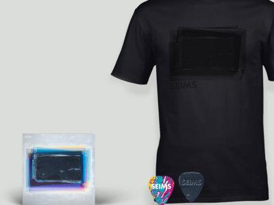 3 CD + #000000 Shirt + Picks bundle main photo