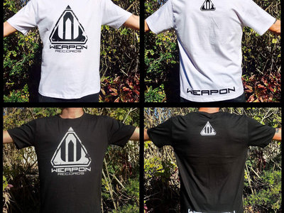 Weapon Records: T-shirts: mens L + XL main photo