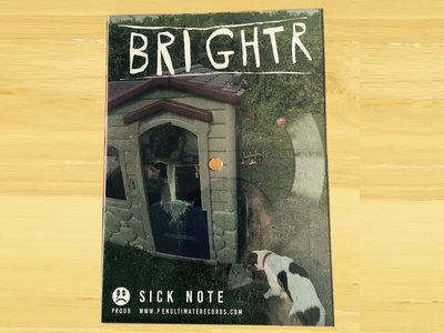 'Sick Note' Postcard Vinyl (1940's lathe cut) main photo