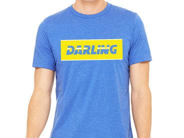 """Darling """"Basketball"""" T-Shirt main photo"""