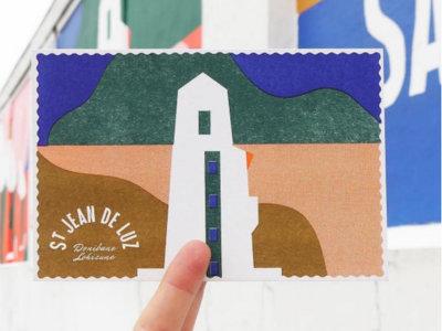 Cartes Postales - Fresque main photo
