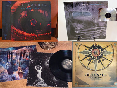 Tunnel vinyl combo pack main photo