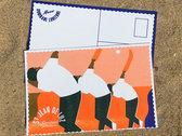 Cartes Postales - Fresque photo