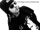 LUNA REIGN 'Tainted Visions' T-SHIRT photo