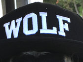 WOLF Hat - Free shipping in USA photo