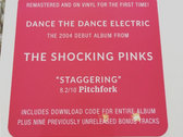"Dance The Dance Electric - Shocking Pinks 12"" Vinyl photo"