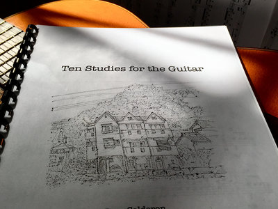 Ten Studies for the Guitar main photo