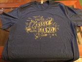 Grisly Hand Logo T-Shirt photo