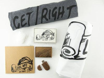 EVERYTHING (CD, Cassette, Pillowcase, USB) + Free Shirt! main photo