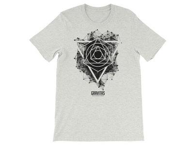 Seth Grym – 'Framework' Shirt – Black on Ash main photo