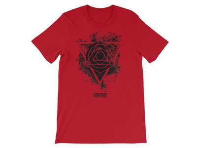 Seth Grym – 'Framework' Shirt – Black on Red main photo