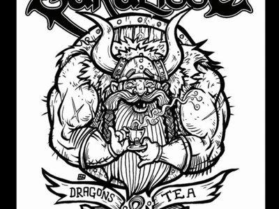 Tea warrior singlet main photo