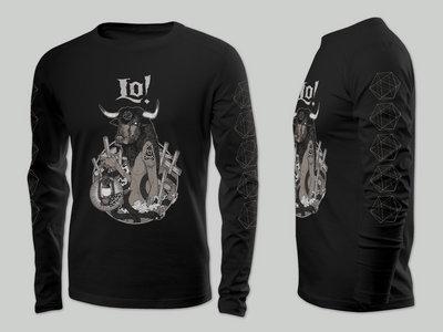 Bull long sleeve t-shirts main photo