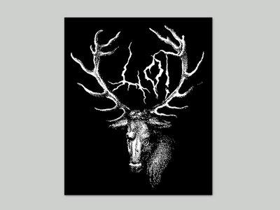 Elk Head Patch - 12x10 main photo