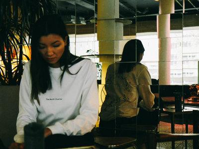 The NQ Long Sleeve (White) main photo