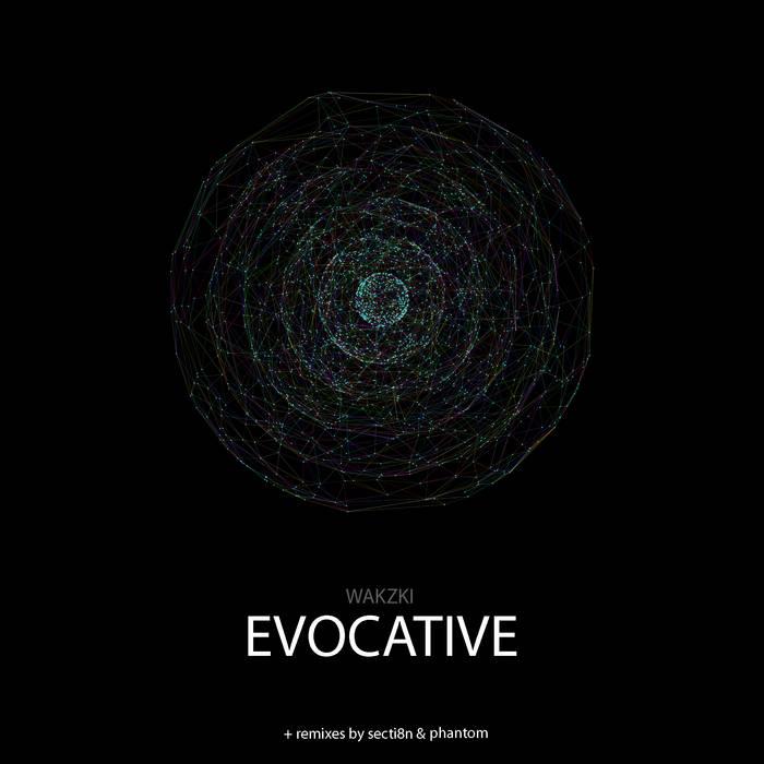 Evocative - EP cover art