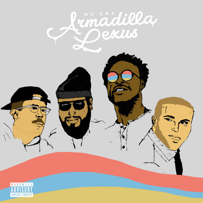 Armadilla Lexus cover art