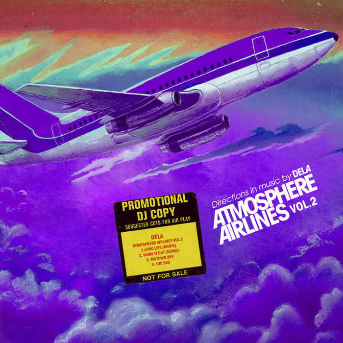 Atmosphere Airlines Vol.2 cover art