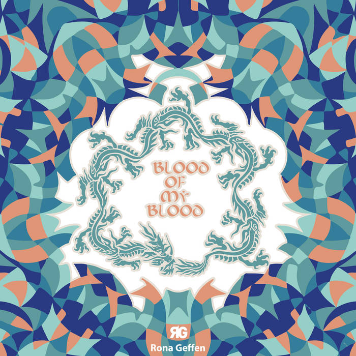 Blood Of My Blood cover art