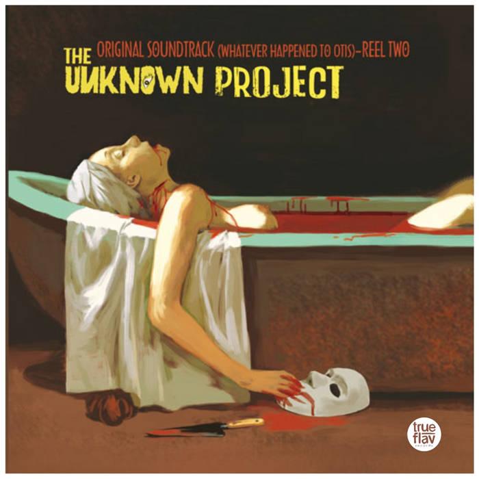 Original soundtrack (Whatever happened to Otis) Reel #2 cover art