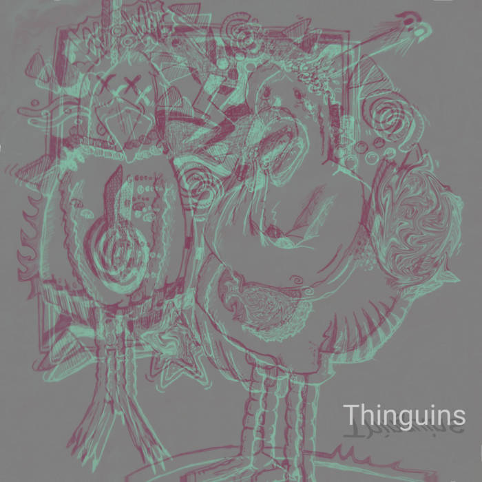 Thinguins cover art