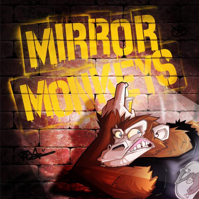Mirror Monkeys S/T cover art