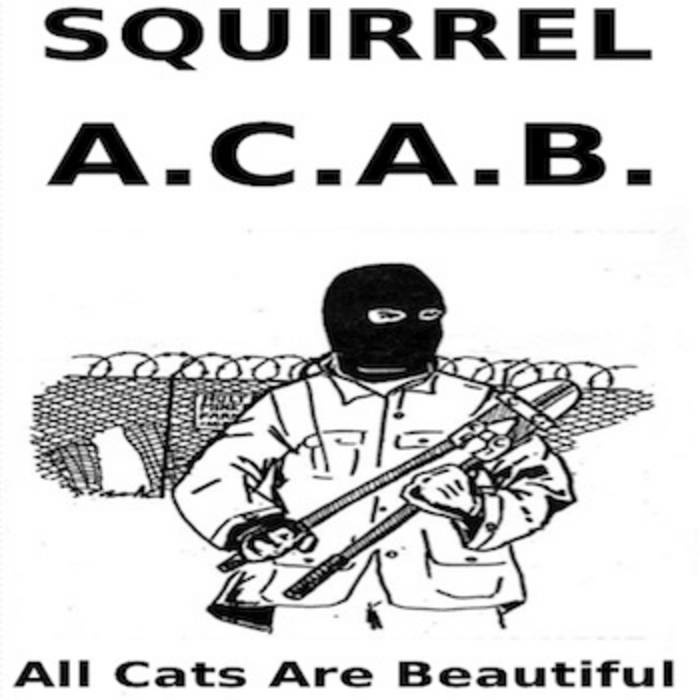 All Cats Are Beautiful cover art