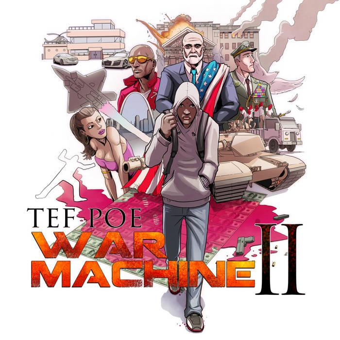 War Machine 2 (No DJ) cover art
