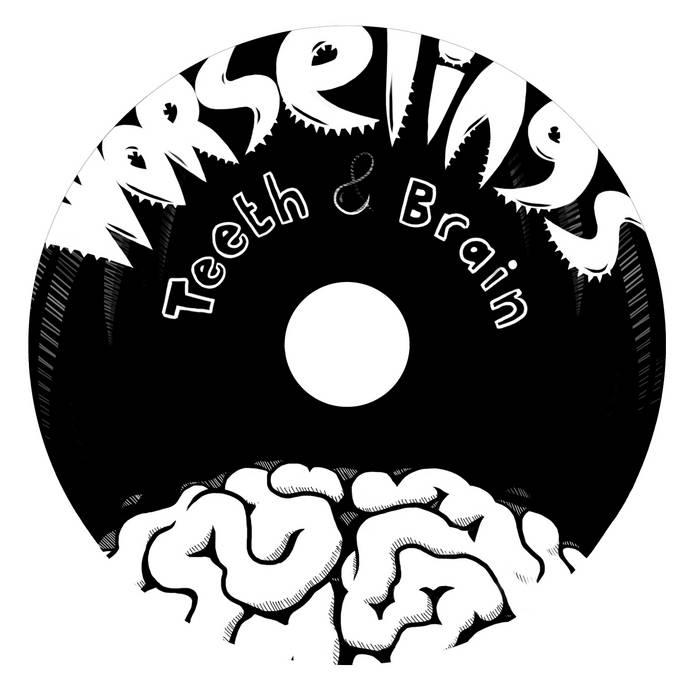 Teeth & Brain cover art