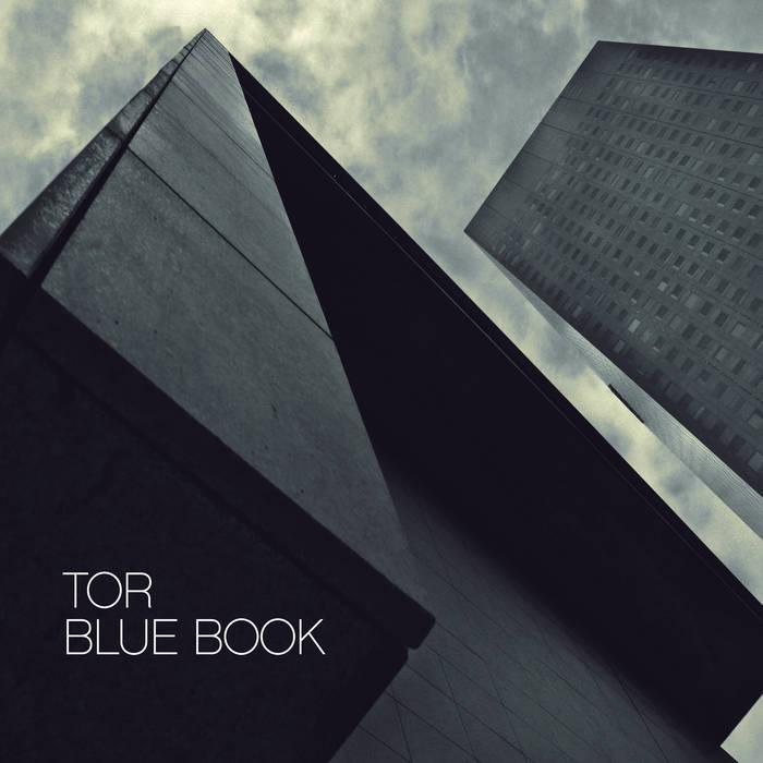 Blue Book cover art