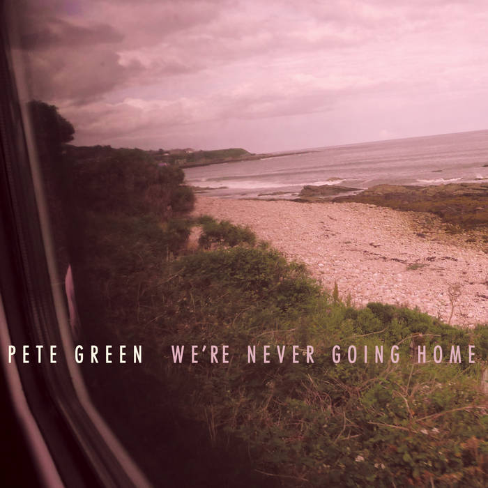 We're Never Going Home cover art