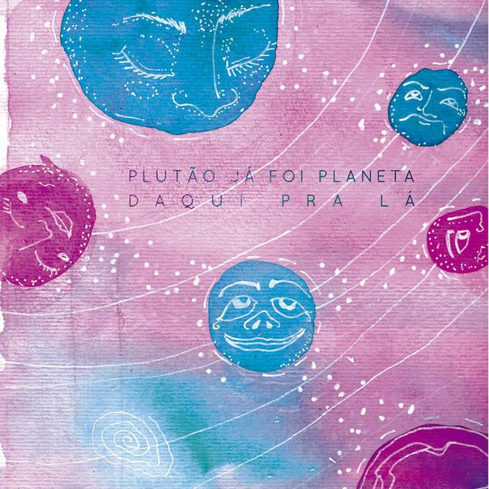 Daqui Pra Lá cover art