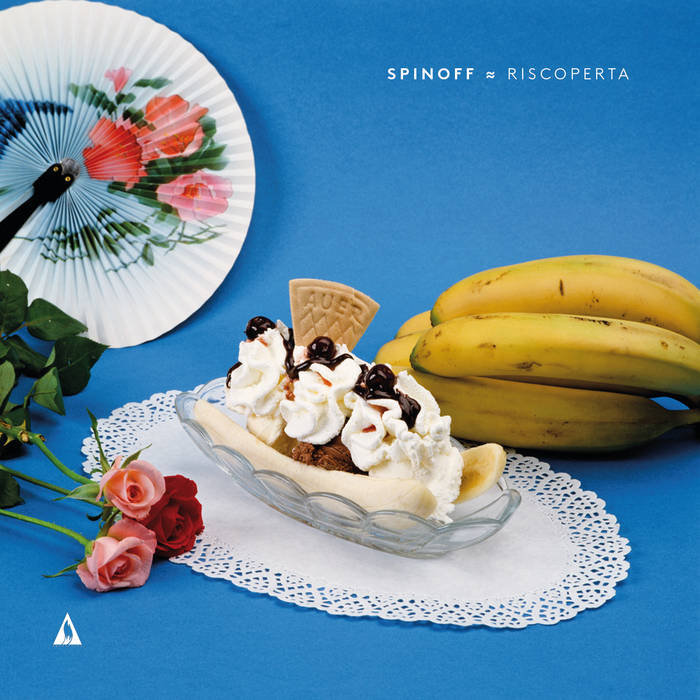SpinOFF - Riscoperta Ep [ST002] cover art