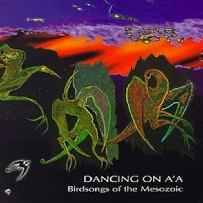 Dancing on A'A cover art