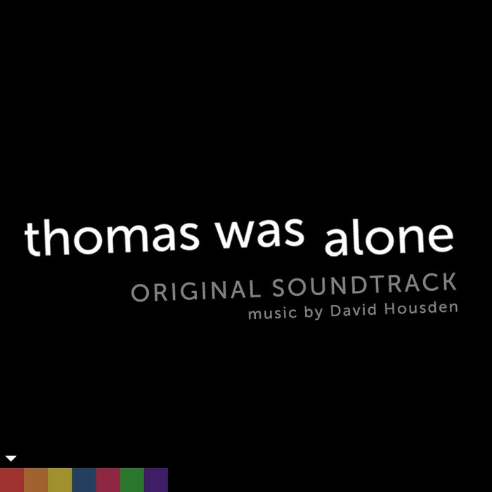 Thomas Was Alone - Original Soundtrack (Deluxe Edition) cover art