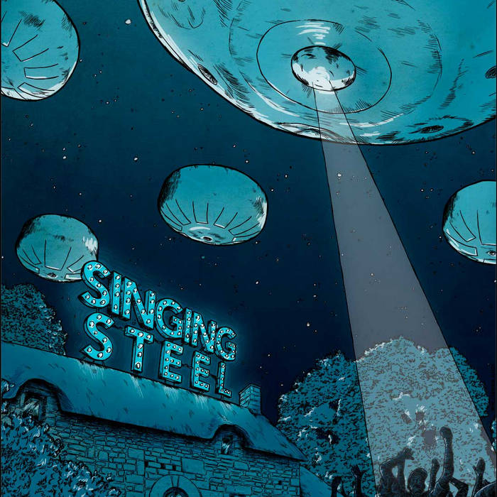Singing Steel cover art