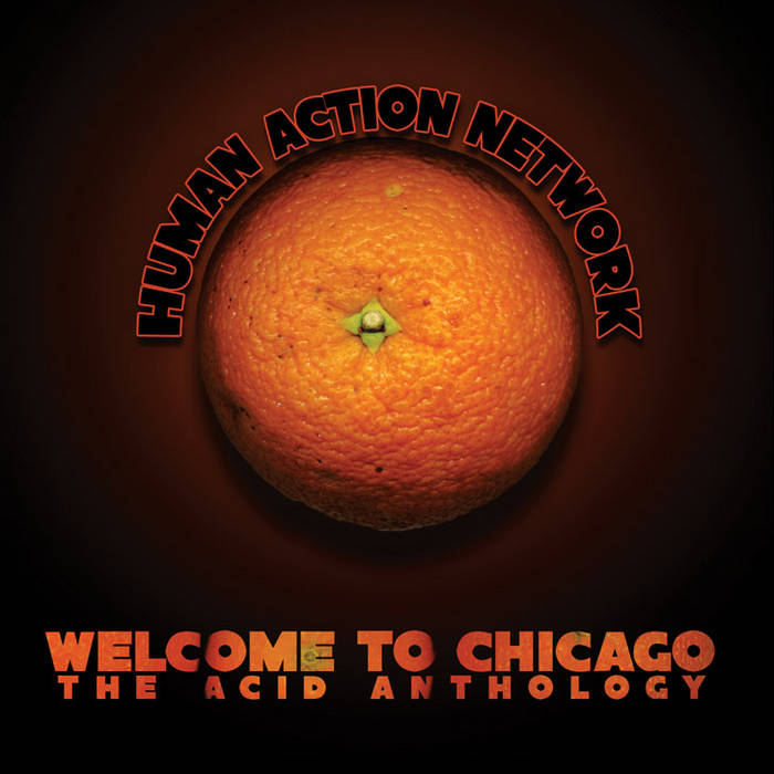 Welcome To Chicago cover art
