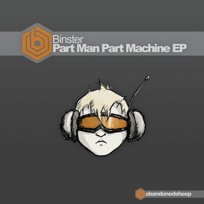 Part Man Part Machine EP cover art