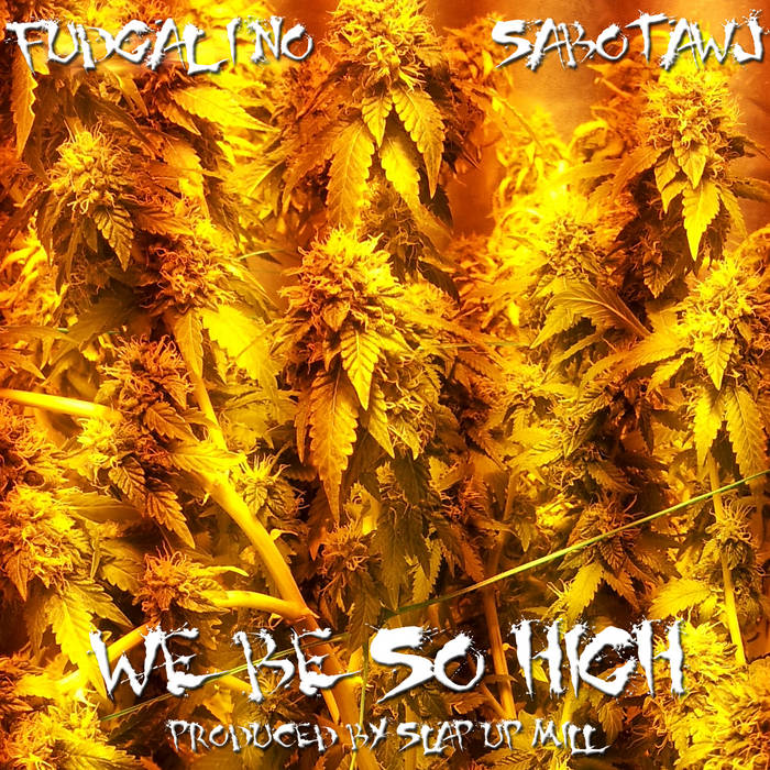 We Be So High cover art